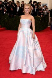 Hayden Panettiere: Red Carpet Arrivals at the Met Gala 2014