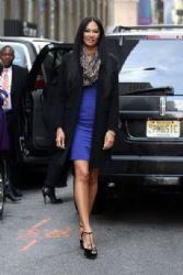 Kimora Lee Simmons: leaves Sirius Radio in New York City