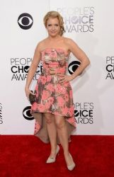 Melissa Joan Hart: Arrivals at the People's Choice Awards