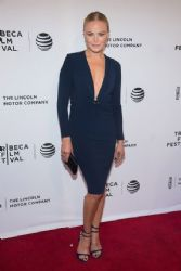 Malin Akerman 'Wolves' Screening at the 2016 Tribeca Film Festival