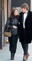 Ashley Greene & Reeve Carney: Columbus Circle Couple