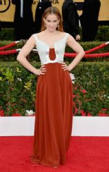 Anna Chlumsky: 21st Annual Screen Actors Guild Awards - Arrivals