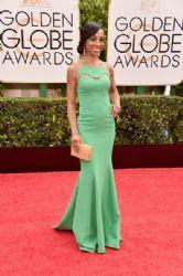 Shaun Robinson: 72nd Annual Golden Globe Awards 2014- Arrivals