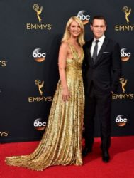 Claire Danes and Hugh Dancy: 68th Annual Primetime Emmy Awards - Arrivals