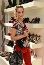 Sabrina Garciarena: shopping time