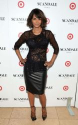 Halle Berry wears Nina Ricci & Rebecca Vallance - 'Scandale Paris Unveiling' in NY