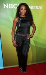 Vivica A. Fox wears Gucci - NBCUniversal's 2014 Summer TCA Tour Day 2