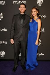 Bryan Greenberg and Jamie Chung: InStyle And Warner Bros. Golden Globes 2015 Party