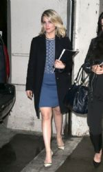 Dianna Agron: out and about in New York City