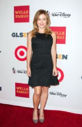 Sasha Alexander arrives at the 10th Annual GLSEN Respect Awards