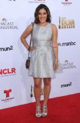 Q'Orianka Kilcher: 2014 NCLR ALMA Awards - Red Carpet