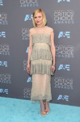 Kirsten Dunst: The 21st Annual Critics' Choice Awards