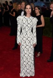 Jennifer Connelly wears Louis Vuitton - 2015 Met Gala