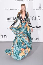 Toni Garrn: amfAR's 22nd Cinema Against AIDS Gala
