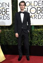 Andrew Garfield: 74th Annual Golden Globe Awards - Arrivals