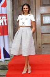 Alesha Dixon wears Tibi - 'Britain's Got Talent' photo call