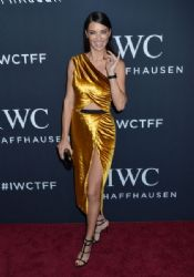Adriana Lima: IWC Schaffhausen For the Love of Cinema Gala at Tribeca 2017