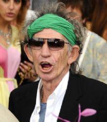 Green head-scarf
