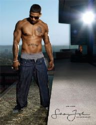A first look at Nelly's Sean John ad