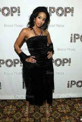 Davetta Serwood at the IPOP awards