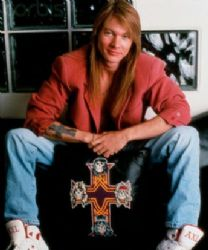 Axl's  Appetite for Destruction