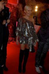 Elena Korikova at MTV Russia Music Awards 2008