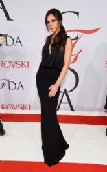 Victoria Beckham wears Victoria Beckham - The 2015 CFDA Awards