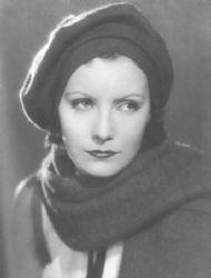 Greta Garbo hat