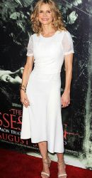 Kyra Sedgwick to the L.A. premiere of The Possession