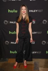 Melissa Benoist: PaleyFest LA: CW's Heroes & Aliens in Hollywood 3/18/ 2017