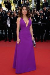 Salma Hayek: attends the Premiere of