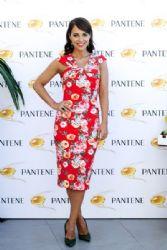 Paula Echevarria Presents Pantene Summer Campaign