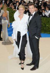 Claire Danes and Hugh Dancy:  2017 Met Gala