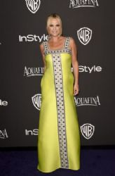 Molly Sims: InStyle And Warner Bros. Golden Globes 2015 Party