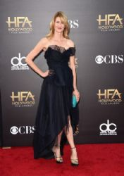 Laura Dern wears Alberto Ferretti - 18th Annual Hollywood Film Awards
