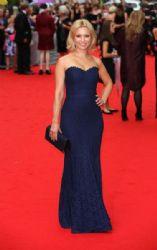 Myanna Buring attends as BAFTA celebrate