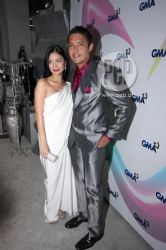 Mark Anthony Fernandez and Heart Evangelista