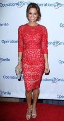 Brooke Burke-Charvet attends Operation Smile's 2013 Smile Gala held at Regent Beverly Wilshire Hotel in Beverly Hills