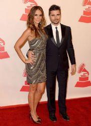 Juanes and Karen Martínez: Miguel Bose tribute event