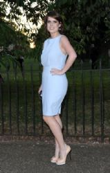 Princess Eugenie wears Burberry - The Serpentine Gallery Summer Party
