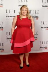 Rebel Wilson wears Eloquii - Elle Style Awards 2015