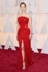 Rosamund Pike: 87th Annual Academy Awards 2015