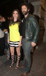 Athina Oikonomakou and Filippos Michopoulos: theater premiere