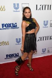 Dania Ramirez: Latina Media Ventures Hosts Latina 'Hot List' Party