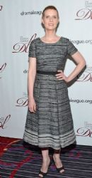 Cynthia Nixon: 2012 Drama League Awards Ceremony and Luncheon held at the Marriott Marquis Times Square