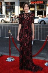 Karolina Wydra wears Marc Jacobs - HBO's 'True Blood' Final Season Premiere