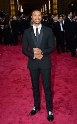 Michael B. Jordan: 86th Annual Academy Awards