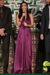 Megan Fox: attends the Tokyo Premiere of 'Teenage Mutant Ninja Turtles' at Yurakucho Marion