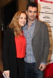 Faye Xila and Kostas Giannakopoulos: theater premiere