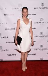 Lucy Liu: attends Bruno Magli Presents A Taste Of Italy Co-Hosted By Food & Wine & Scott Conant in New York City